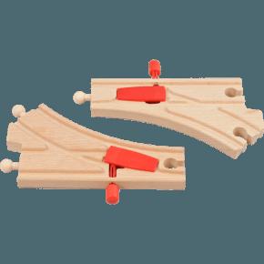 BRIO Mekaniska Växlar