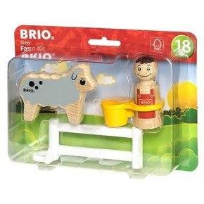 BRIO Bondgårdsset