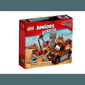LEGO Juniors (10733) Cars 3 Bärgarns Skrotupplag