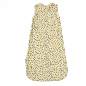 BY KLIPKLAP Petite sovväska - Wild Flower Yellow