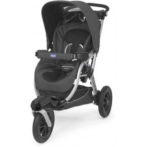Chicco Sittvagn Active3 - Anthracite