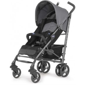 Chicco New Lite Way 2017 Sittvagn - Coal