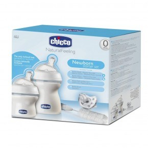 Chicco Natural Feeling Start Set Liten