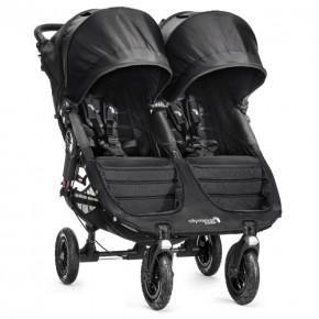 Baby Jogger City Mini GT Double - Svart