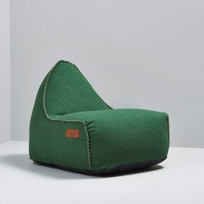 SACKit RETROit Cobana Säckstol - Grön