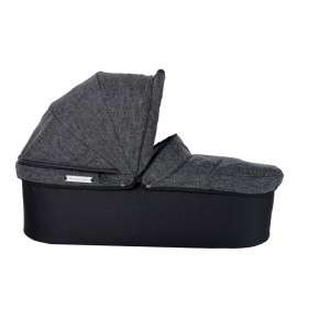TFK Twin Carrycot Premium Lift - Antracit