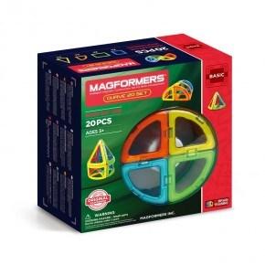 Magformers Curve 20 Delar