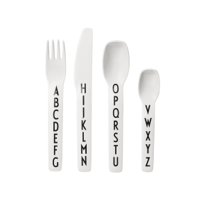 Design Letters Melamin Barnbestick