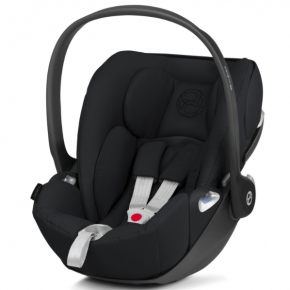 Cybex Cloud Z i-Size bilbarnstol - Deep Black 2020