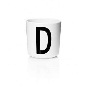 Design Letters - AJ melamin - D Kop