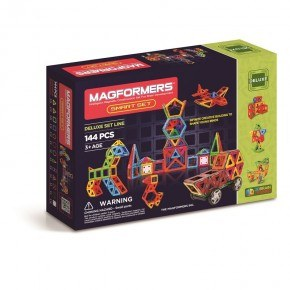 Magformers Byggsats Smart Set