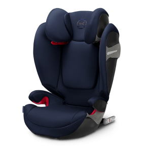 Cybex Solution S-Fix - Denim Blue