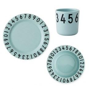 Design Letters Barnservis  - Mint