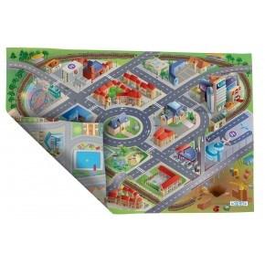 House Of Kids Matta - District/City 100 x 150 cm