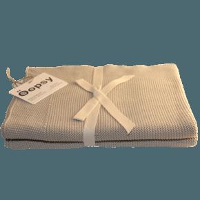 Oopsy Bomullsmatta - Dusty Grey 75x75 cm
