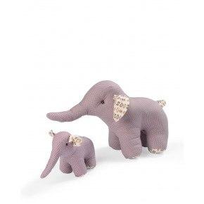 Smallstuff Mjukisdjur Elefant Liten - Rosa