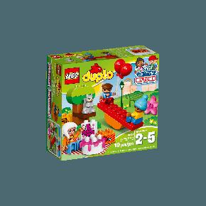 Lego Duplo Födelsedagspicknick