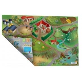 House Of Kids Matta Farm/City 100 x 150 cm