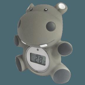 Oopsy Bad och Rumstermometer - Flodhäst