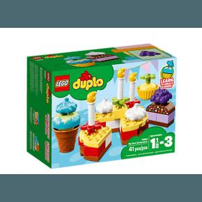LEGO Duplo Mitt Första Kalas