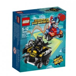 LEGO Superheroes - Mighty Micros: Batman vs. Harley Quinn