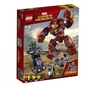 LEGO Super Heroes- Hulkrobot - 76104