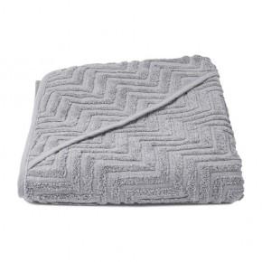 Filibabba Handduk - Zigzag Grey