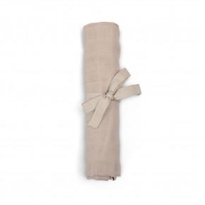 Filibabba muslin stofble - Doeskin