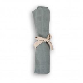 Filibabba muslin stofble - Moss Green