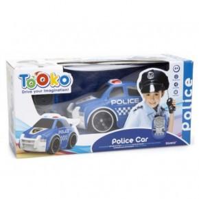 Silverlit Tooko Polis RC bil fjärrstyrd