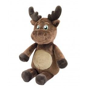 My Teddy Älg Liten - Grå