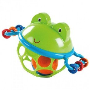 OBall Frogball Babyleksak