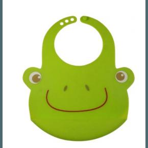 Safe Health Groda Haklapp i Silikon - Grön
