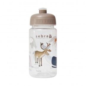 Sebra Dricksflaska 500ml - Arktiska djur