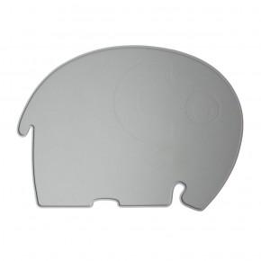Sebra Bordstablett Elefant - Grå