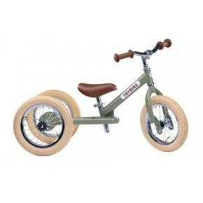 TRYBIKE Trehjuling - Grön