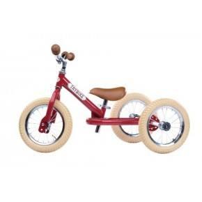 TRYBIKE Trehjuling - Röd