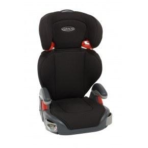 Graco Junior Maxi Sport Luxe Bältesstol - Svart