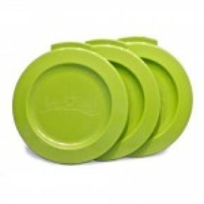WOW Gear Freshness Lock 3-pack - Grön