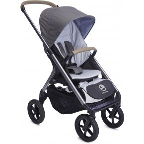 Easywalker Mosey+ Kombivagn - Pebble Grey