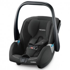Recaro Guardia Bilstol- Performance Black