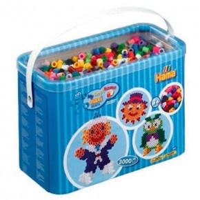 Hama Maxi Pärlor Och Pärlplattor - Multifärgade