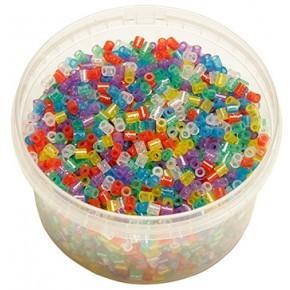 Hama Midi Pärlor 3000 St - Glitter