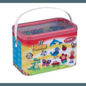 Hama Midi Pärlor Glitter Mix