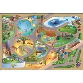House Of Kids Matta Zoo Latex 100 x 150 cm