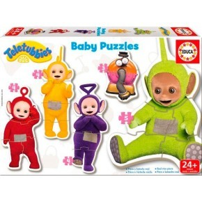 Educa Teletubbies Baby Pussel