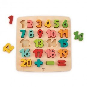 HAPE Pussel Chunky Numbers