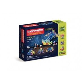 Magformers Byggsats Super Brain Set