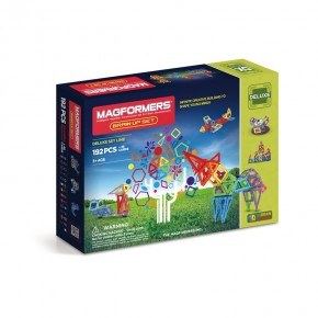 Magformers Byggsats Brain Up Set