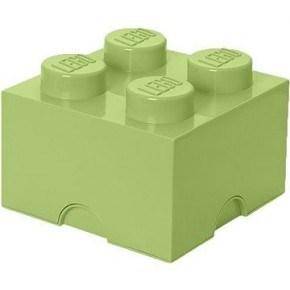 LEGO Förvaring 4 - Gul/Grön